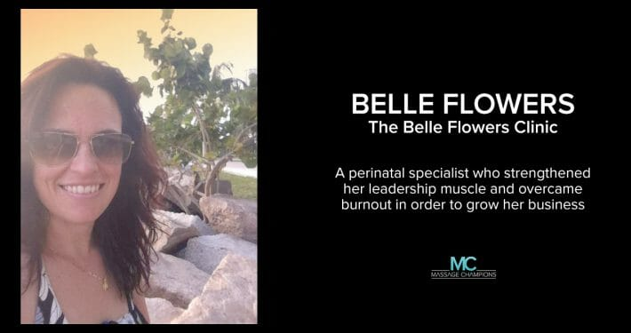 How Belle Flowers strengthened her leadership muscle