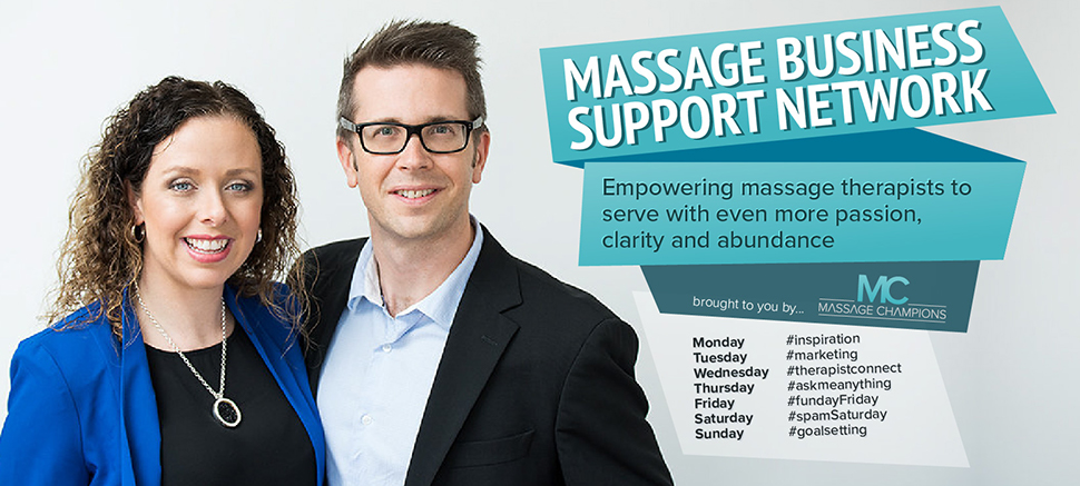 Massage Business Support Network